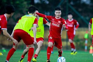 HLV Park chỉ chốt danh sách dự AFF Cup một ngày trước trận mở màn