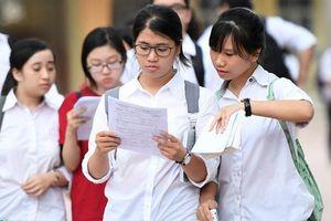 Bộ trưởng Giáo dục: 'Tôi kiên quyết chống tiêu cực trong thi cử'