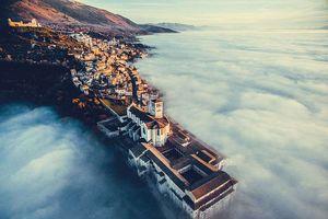 Khung cảnh kỳ vĩ, tươi đẹp của thế giới nhìn từ trên cao