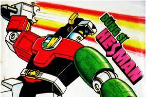 Hesman - bộ truyện Việt hái ra tiền là cả một trời ký ức thơ ấu 8X, 9X