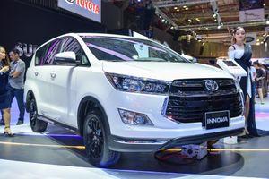 Toyota Innova tăng giá bán ở VN, cao nhất 40 triệu đồng