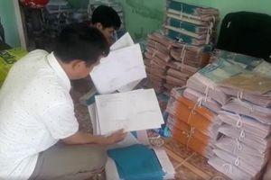 Quảng Nam: Dữ liệu 20.000 sổ đỏ bị mất cùng 2 chiếc máy tính