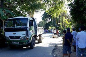Tai nạn giao thông nghiêm trọng, một cô giáo tử vong tại chỗ