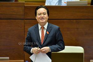 Bộ trưởng Phùng Xuân Nhạ: 'Tiêu cực, gian lận thi cử thời nào cũng có'