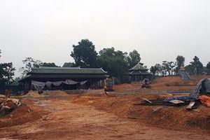 Chuyện lạ ở Phú Thọ: Một lái xe bị phạt 25 triệu đồng vì xây 'chui' biệt phủ khủng