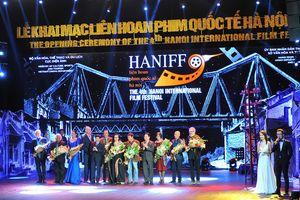 50 quốc gia, vùng lãnh thổ tham dự Liên hoan Phim quốc tế Hà Nội lần thứ V