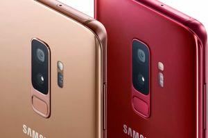 Galaxy S10 sẽ có tới 6 tùy chọn màu