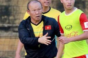 HLV Park Hang-seo chốt xong phương án thay Văn Thanh