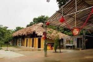 Xây khu sinh thái trái phép trong Khu di tích lịch sử Đền Hùng