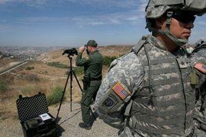 Mỹ đưa 1.000 binh sĩ đến biên giới Mexico?