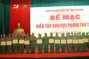 Nâng cao tiềm lực quốc phòng, an ninh của tỉnh Hà Nam trong tình hình mới