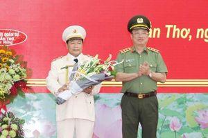 Đại tá Nguyễn Văn Thuận được bổ nhiệm làm Giám đốc Công an thành phố Cần Thơ