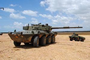 Top 10 pháo tự hành bánh lốp: Nga 'đội sổ', Mỹ mất hút