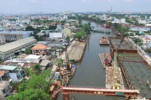 Dự án BT chống ngập 10.000 tỷ: 'Việc tái khởi động thuộc thẩm quyền Trung Nam Group'
