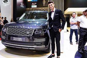 Cận cảnh xe Range Rover mới hơn 10 tỷ tại VMS 2018