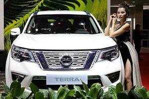 'Soi' Nissan Terra bản cao cấp giá 1,226 tỷ tại Việt Nam