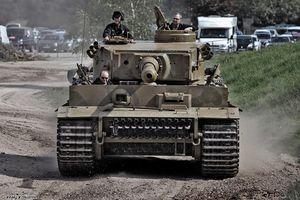 Vì sao xe tăng Tiger 131 vẫn có thể lăn bánh sau 75 năm?