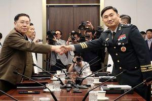 Hàn Quốc và Triều Tiên nhất trí dỡ bỏ vũ khí, phá hủy 22 trạm canh gác ở biên giới