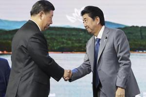 Khởi đầu mới cho quan hệ Trung - Nhật