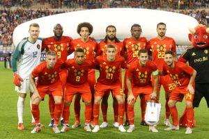 BXH FIFA tháng 10.2018: Bỉ vượt qua Pháp để chiếm ngôi số 1 thế giới