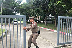 Sĩ quan cảnh sát Thái Lan bị kỷ luật vì để người Việt chết trong trại giam