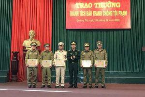 Quảng Trị: Phá 2 vụ ma túy 'khủng' trên tuyến biên giới Việt – Lào