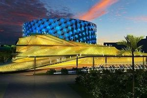 1.500 tỷ xây nhà hát Thủ Thiêm được 'để dành' từ năm 2014