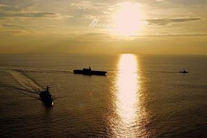 Hành trình của chiến hạm lớn nhất Nhật Bản sau Thế chiến II