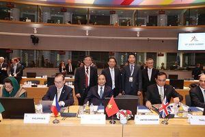 Lãnh đạo Petrovietnam tháp tùng Thủ tướng Chính phủ thăm chính thức các nước châu Âu và tham dự ASEM 12