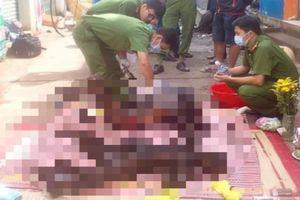 Cháy cửa hàng hoa 2 người chết: Nạn nhân khai người tình đổ xăng đốt