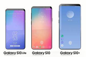 Galaxy S10 sẽ có phiên bản bộ nhớ 64GB giá rẻ
