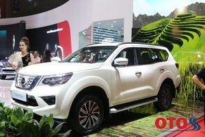 Nissan Terra chính thức ra mắt, 'tuyên chiến' Fortuner