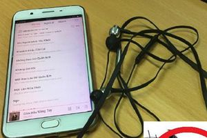 Loa iPhone 6 bị rè - Khắc phục êm dịu trở lại chỉ trong 'vài nốt nhạc'