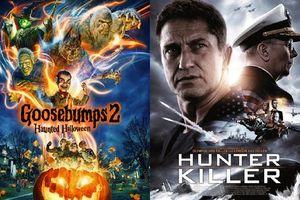 Tuần này ra rạp đón xem loạt phim kinh dị dịp Halloween