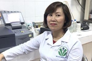 Nữ tiến sĩ khoa học với những công trình vì cộng đồng