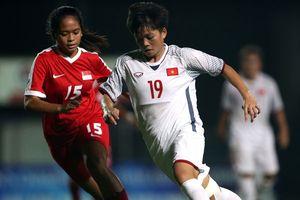 Việt Nam thắng Singapore với tỷ số không tưởng, 11-0