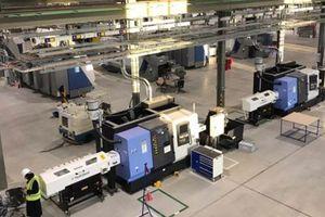 Nhà máy chế tạo đầu tiên tại châu Âu của Boeing đặt ở Anh