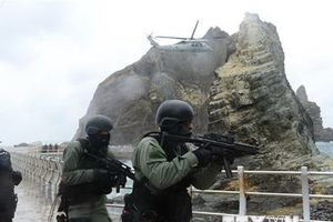 Quan hệ với Triều Tiên tan băng, Hàn Quốc tổ chức tập trận riêng rẽ
