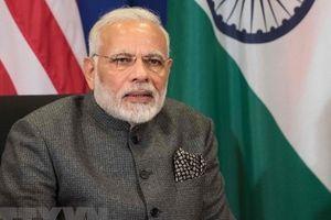 Thủ tướng Ấn Độ Narendra Modi thăm Nhật Bản vào tuần tới