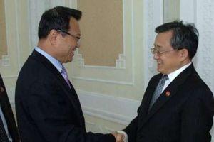 Quan chức ngoại giao Nga, Triều Tiên gặp nhau tại Bình Nhưỡng