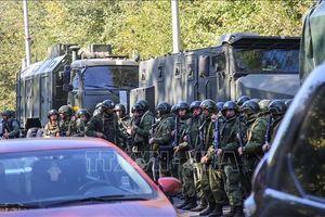 Tổng thống Putin yêu cầu siết chặt kiểm soát vũ khí sau thảm kịch ở Crimea
