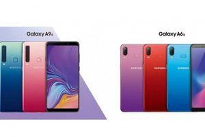 'Phát sốt' siêu phẩm Samsung Galaxy A9s và Galaxy A6s