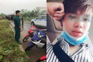 Thiếu niên sát hại tài xế GrabBike: Hiện thực ước mơ xe tay côn bằng một vụ cướp