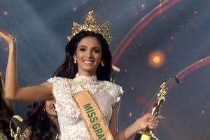 Gia cảnh ít biết của tân Hoa hậu Hòa bình Quốc tế 2018 ngất xỉu khi đăng quang