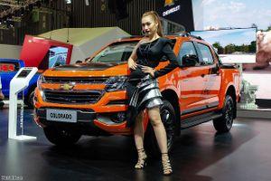 Chevrolet Colorado và SUV Trailblazer 'thu hút' mọi ánh nhìn tại VMS 2018