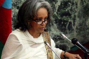 Bà Sahle-Work Zewde trở thành nữ Tổng thống đầu tiên của Ethiopia