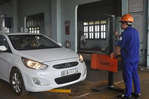 Gia Lai: Đẩy mạnh ứng dụng KHCN trong đăng kiểm xe cơ giới