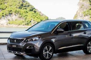 Peugeot bảo hành 5 năm cho mẫu xe 5008, 3008 AllNew
