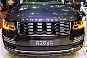 Land Rover chọn Triển lãm Ô tô Việt Nam để ra mắt Range Rover mới