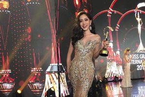 Bùi Phương Nga 'nóng' trên MXH ra sao sau một tháng lên ngôi Á hậu Hoa hậu Việt Nam 2018?